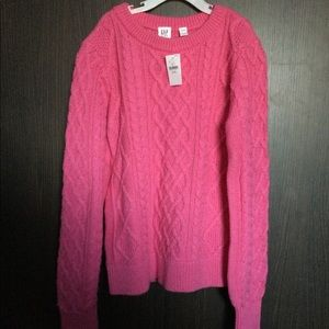 Gap Knitted Sweater Size: XL